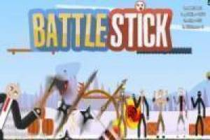 Ազատ BattleStick: Stickman Battle Multiplayer Խաղալ