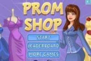 Boutique: Prom Shop