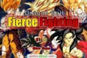 Juego Dragon Ball: Fierce Fighting 1.8 para jugar gratis online