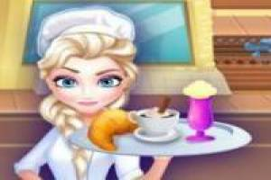 Free The restaurant Elsa Game