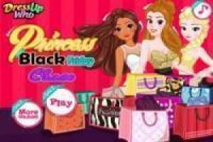 Princesas Disney: Black Friday
