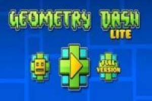Square Run al estilo Geometry Dash Lite 2