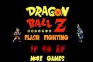 Juego Dragon Ball Z Flash Fighting para jugar gratis online