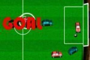 Free Car football Game