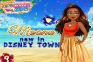 Moana: New in Disney Town