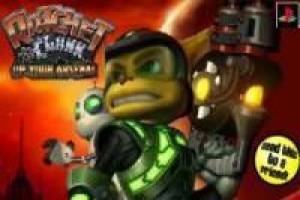 Ratchet and Clank: Disparos