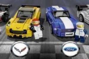 Free Lego Speed Champions Game