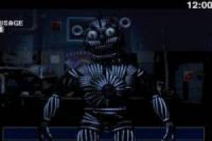 Five Night's at Freddy's Custom Night