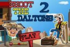 Lucky Luke vs Daltons