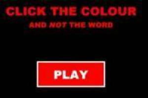 Habilidad: Click the colour