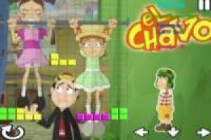 Free The Chavo: Tetris Game