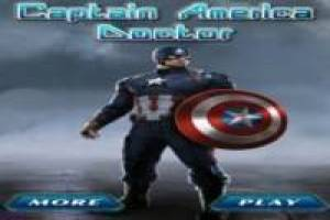 Captain America en el doctor
