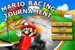 Super Mario Racing Tournament