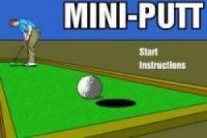 Mini golf profesional