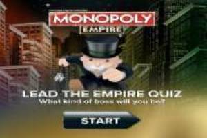 Monopoly Empire: Quiz
