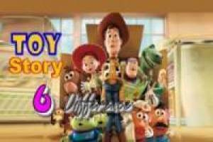 Toy Story: 6 Diferencias