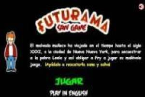 Saw Game de Futurama