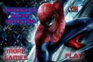 Spiderman: Aventura Secreta