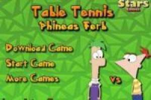 Ping Pong: Phineas vs Ferb