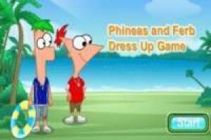 Phineas y Ferb: Dress Up