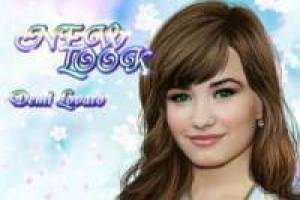 Demi Lovato new look