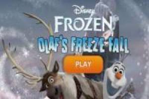 Olaf: Freeze Fall