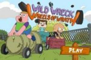 Gratis Clarence: Car Crash Spille
