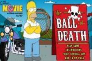 Los Simpsons: Ball of Death
