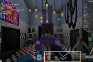 Five nights at Roblox
