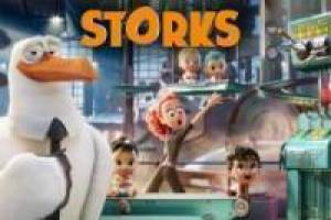 Free Storks, the videogame Game