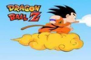 Dragon ball y la nube clinton