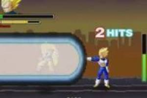 Juego Dragon ball fierce fighting 2.4 para jugar gratis online