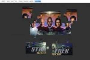 Star Trek Discovery Puzzle