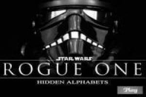 Rogue One Star Wars: Letras escondidas