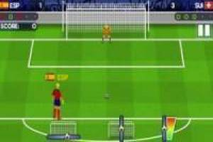 Penalty shots UEFA