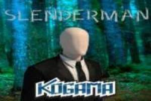 Slender Man of Kogama