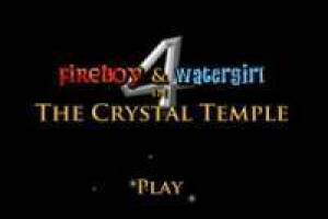 Juego Fireboy and watergirl: The Crystal Temple para jugar gratis online