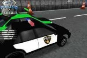 3D Police Pursuit
