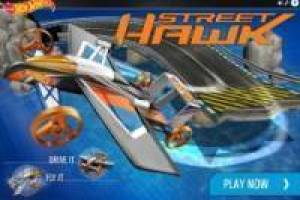 Gratis Street Hawk: Hot Wheels Spelen