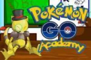Free Pokémon Academy Game