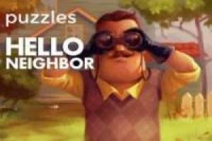 Hello Neighbor: Puzzles