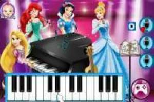 Princesas Disney Fiesta Musical