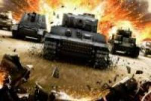 Free Tank Wars online Game