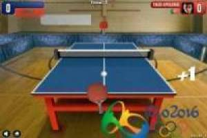 Free Olympics table tennis Game