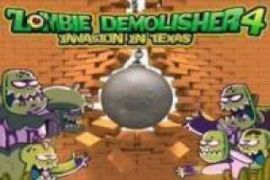 Gioco Zombie Demolisher 4 Gratuito