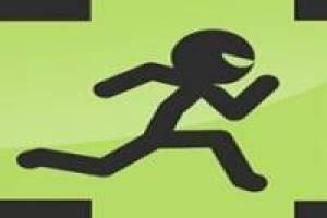 Free Stickman Runner Game