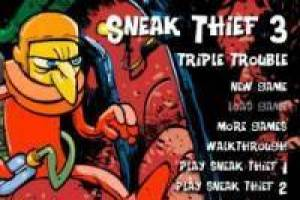 Sneak Thief 3: Triple Trouble