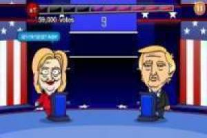 Donald Trump VS Hillary Clinton: Debate Electoral