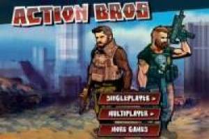 Multijugador a muertes: Action Bros