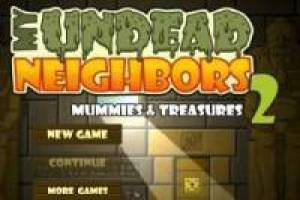 Juego My Undead Neighbors 2 Gratis